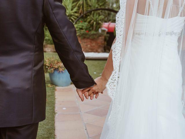 La boda de Jonathan y Rocío en Navalcarnero, Madrid 33