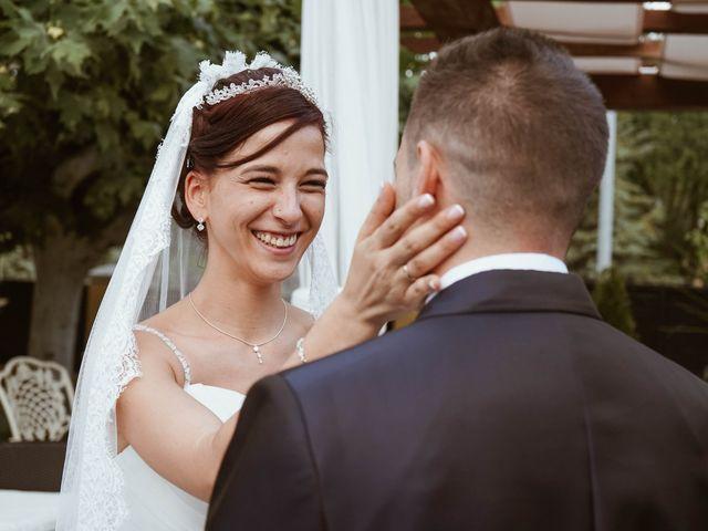 La boda de Jonathan y Rocío en Navalcarnero, Madrid 34