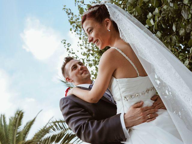 La boda de Jonathan y Rocío en Navalcarnero, Madrid 35
