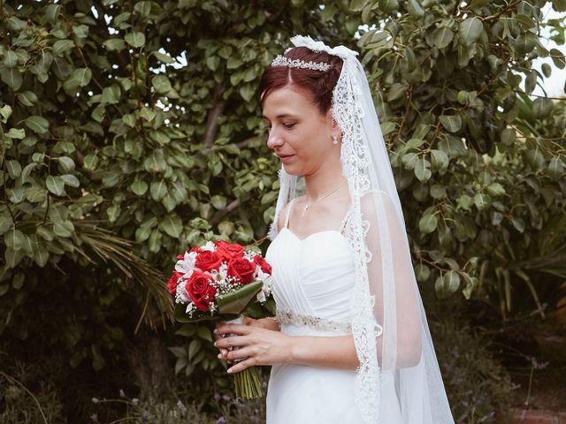 La boda de Jonathan y Rocío en Navalcarnero, Madrid 36