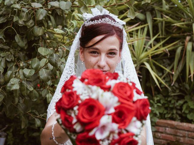 La boda de Jonathan y Rocío en Navalcarnero, Madrid 37