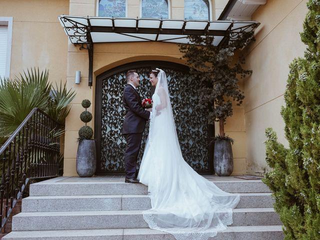La boda de Jonathan y Rocío en Navalcarnero, Madrid 38