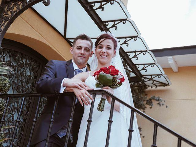 La boda de Jonathan y Rocío en Navalcarnero, Madrid 39