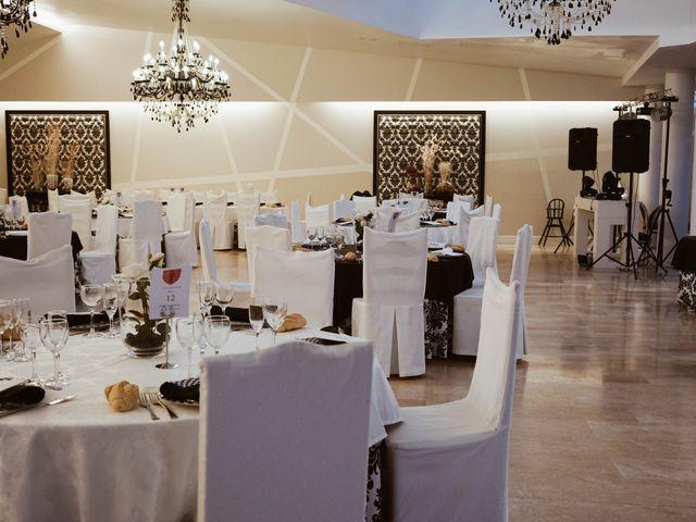 La boda de Jonathan y Rocío en Navalcarnero, Madrid 40