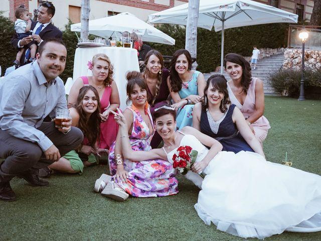 La boda de Jonathan y Rocío en Navalcarnero, Madrid 44