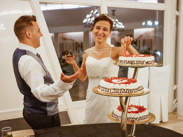La boda de Jonathan y Rocío en Navalcarnero, Madrid 46