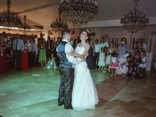 La boda de Jonathan y Rocío en Navalcarnero, Madrid 51