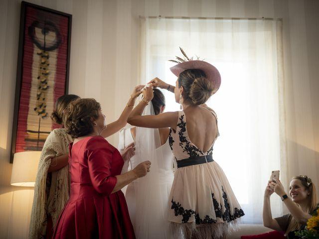 La boda de Javier y Laura en Granada, Granada 9