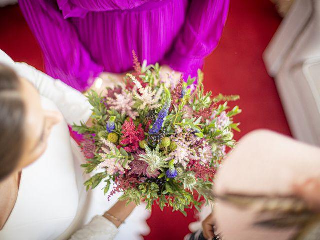 La boda de Javier y Laura en Granada, Granada 19