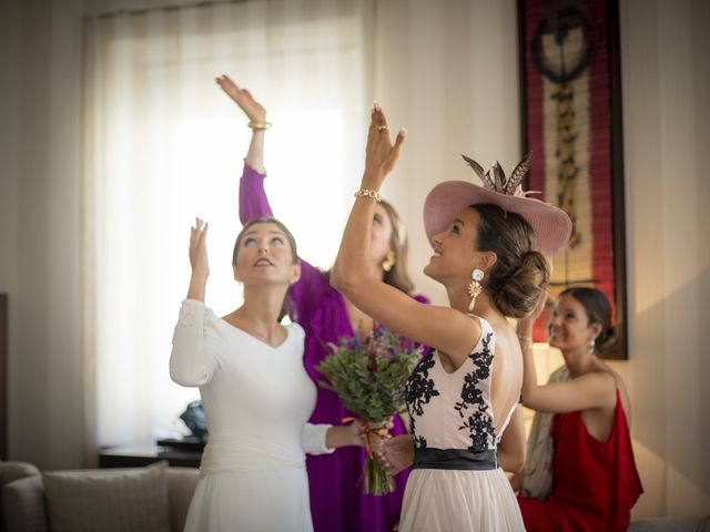 La boda de Javier y Laura en Granada, Granada 20