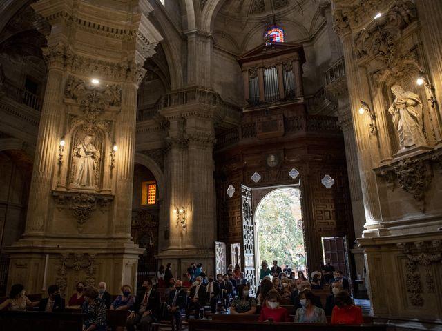 La boda de Javier y Laura en Granada, Granada 25