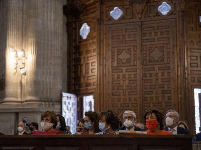 La boda de Javier y Laura en Granada, Granada 28