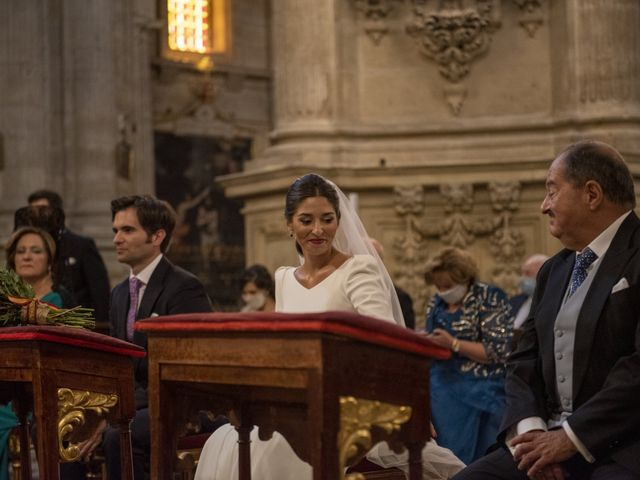 La boda de Javier y Laura en Granada, Granada 29