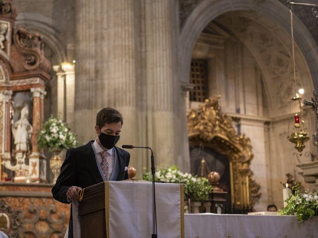 La boda de Javier y Laura en Granada, Granada 30