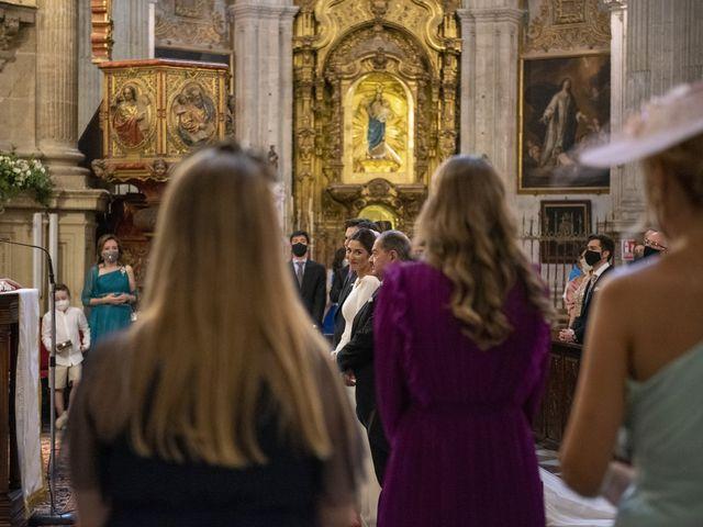 La boda de Javier y Laura en Granada, Granada 33