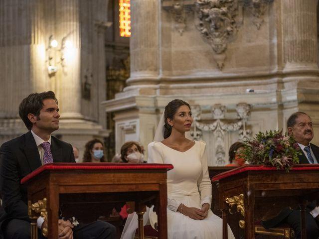 La boda de Javier y Laura en Granada, Granada 34