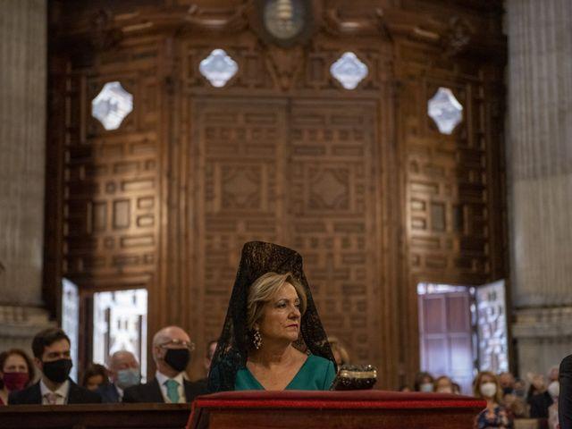 La boda de Javier y Laura en Granada, Granada 35