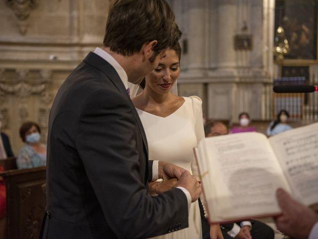 La boda de Javier y Laura en Granada, Granada 39