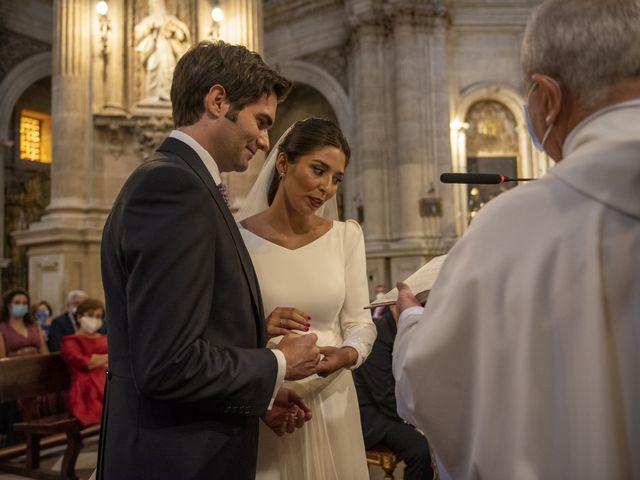 La boda de Javier y Laura en Granada, Granada 40