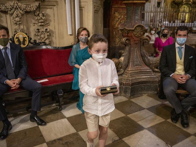 La boda de Javier y Laura en Granada, Granada 41