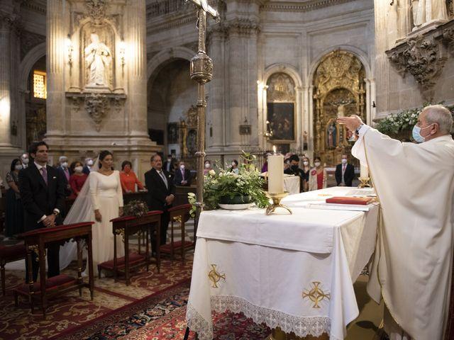 La boda de Javier y Laura en Granada, Granada 46