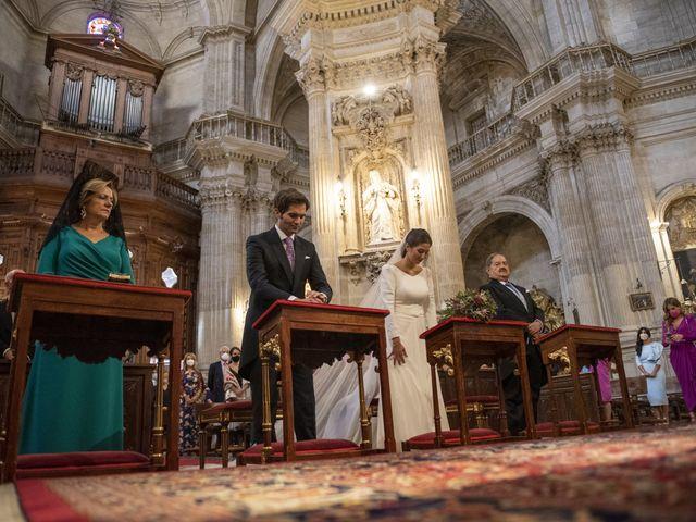 La boda de Javier y Laura en Granada, Granada 47