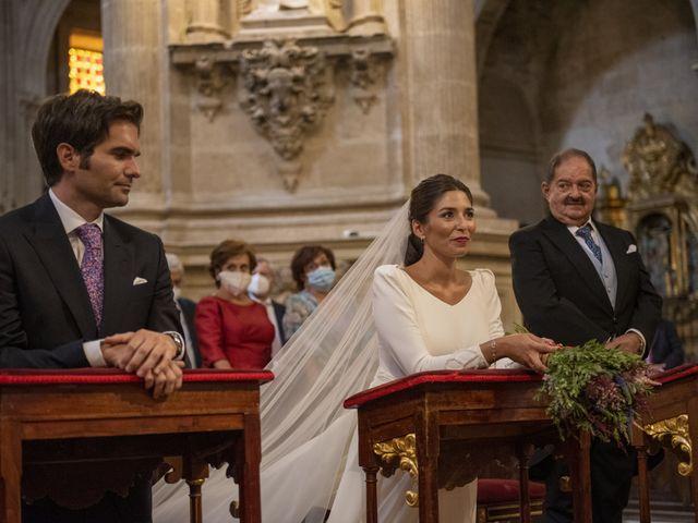 La boda de Javier y Laura en Granada, Granada 48