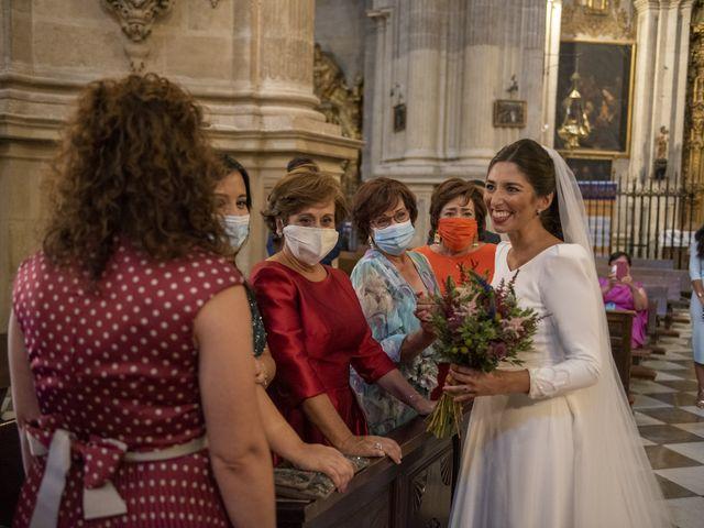 La boda de Javier y Laura en Granada, Granada 51