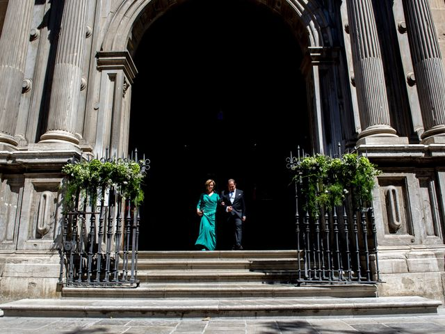 La boda de Javier y Laura en Granada, Granada 52