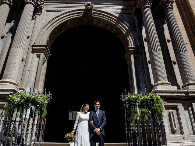La boda de Javier y Laura en Granada, Granada 54