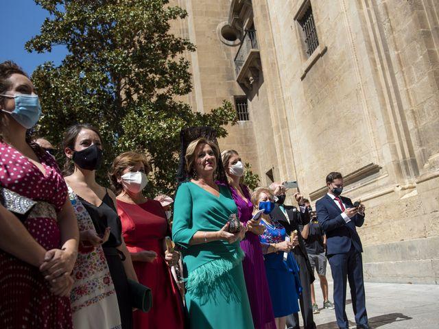 La boda de Javier y Laura en Granada, Granada 55