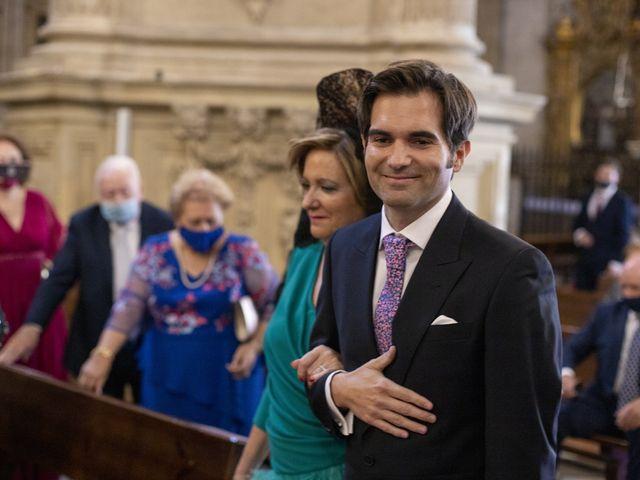 La boda de Javier y Laura en Granada, Granada 58
