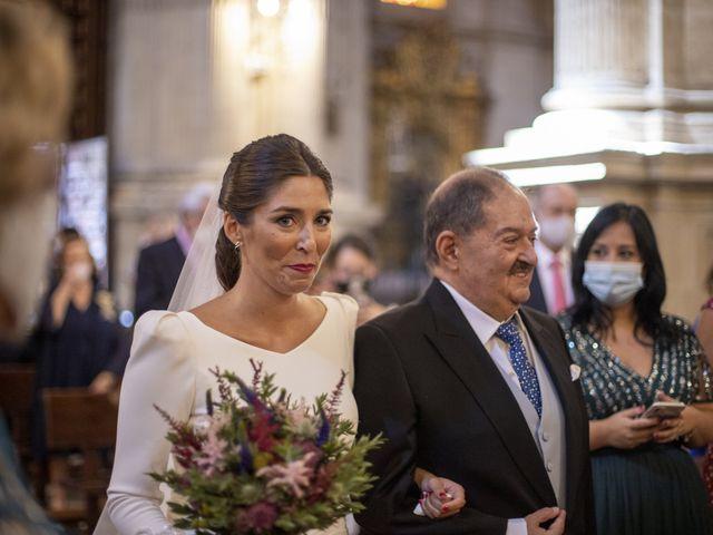 La boda de Javier y Laura en Granada, Granada 60