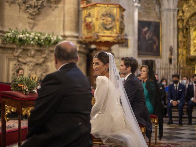 La boda de Javier y Laura en Granada, Granada 61