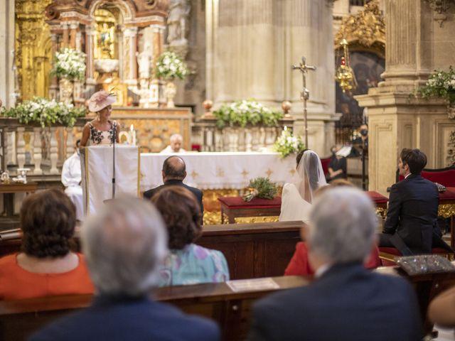 La boda de Javier y Laura en Granada, Granada 62