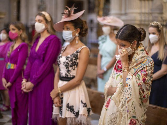 La boda de Javier y Laura en Granada, Granada 67