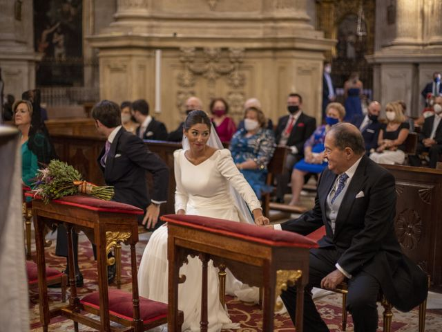 La boda de Javier y Laura en Granada, Granada 68