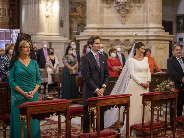 La boda de Javier y Laura en Granada, Granada 69