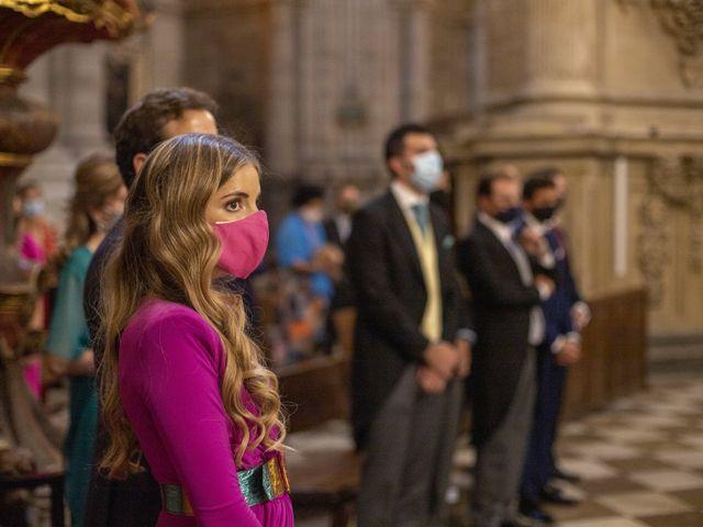 La boda de Javier y Laura en Granada, Granada 70