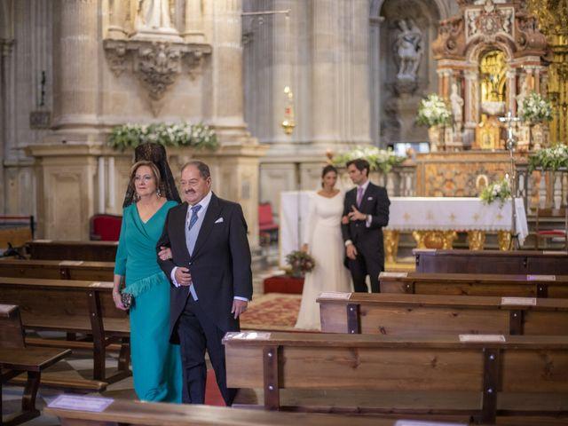 La boda de Javier y Laura en Granada, Granada 72