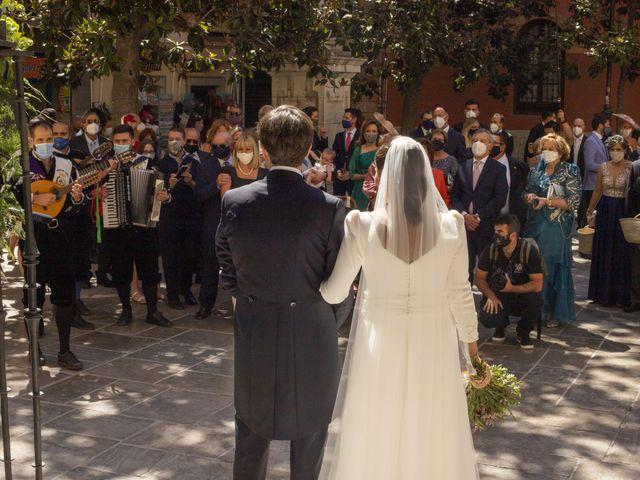 La boda de Javier y Laura en Granada, Granada 74