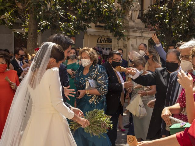 La boda de Javier y Laura en Granada, Granada 75