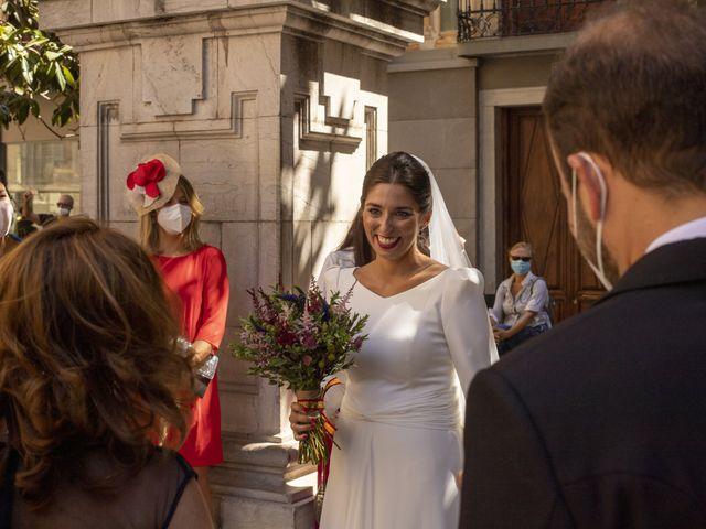 La boda de Javier y Laura en Granada, Granada 76