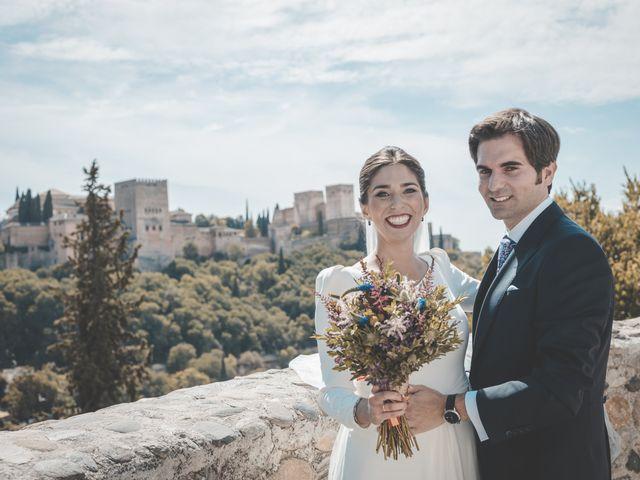 La boda de Javier y Laura en Granada, Granada 77
