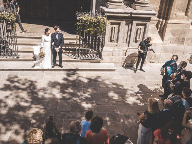 La boda de Javier y Laura en Granada, Granada 81