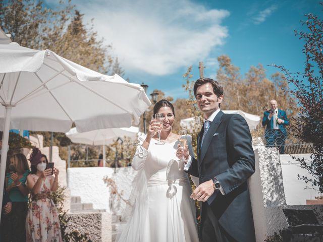 La boda de Javier y Laura en Granada, Granada 82