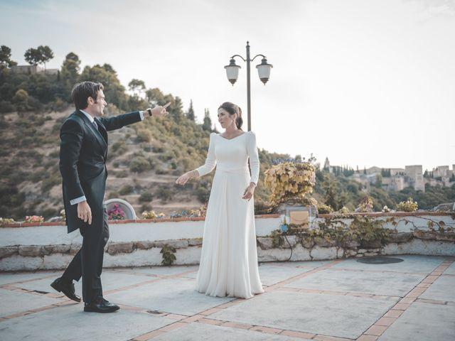 La boda de Javier y Laura en Granada, Granada 102