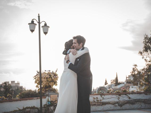 La boda de Javier y Laura en Granada, Granada 108