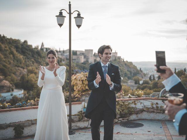 La boda de Javier y Laura en Granada, Granada 109