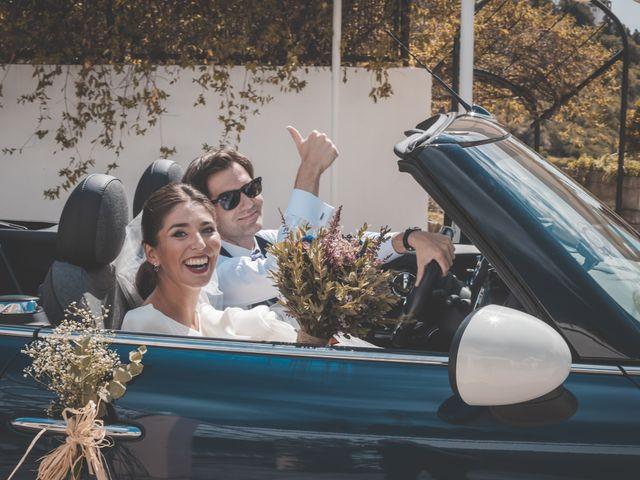 La boda de Javier y Laura en Granada, Granada 114